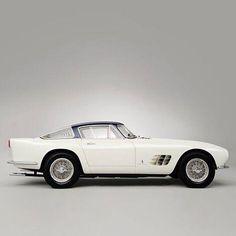 Ferrari Berlinetta Speziale. 1965
