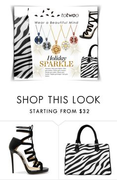 """""""Look Gorgeous with Totwoo Smart Jewelry"""" by elena-indolfi ❤ liked on Polyvore featuring Jimmy Choo"""