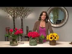 Flower Arranging with Roses| Modern & Stylish | Iris rosin Don't understand her language. But still easy to follow.