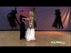Ballroom Dancing - Basic Foxtrot Pattern