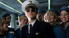 """Catch me if you can"" leonardo dicaprio is soo hot"