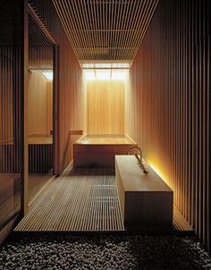 Ginzan Onsen Fujiya - Building Types Study - Architectural Record