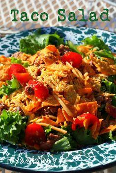 Texas Taco Salad