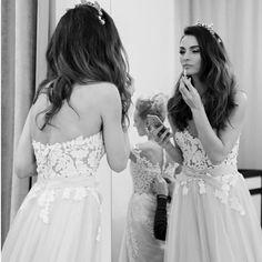 #opening #party #cinderella  #model @anaprocenko #amazingview #luxury #mirror #queen #weddingdress #weddinggown #gown #exclusive #hairaccessories by @elvyradesign #makeup by @sandra_make_up_artist #hairstyles #hairartist #liubovbondarenko #photoshoot #photoofday #photograph @jurgitalukos #photo #queen #dress by @lorenzorossi_official http://ift.tt/2m8RNNy
