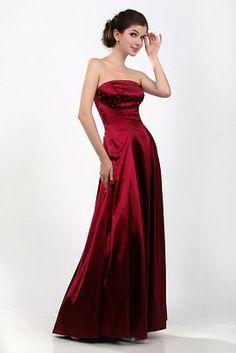 Wine Red (also a very nice dark purple option) Prom Dress  $75 via Next Eve (http://www.nexteve.com/catalog/special-occasions/prom-dresses/f6245.html#)