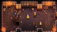 Devolver Digital talks about their positive experience working with Nintendo to bring Enter the Gungeon to Switch