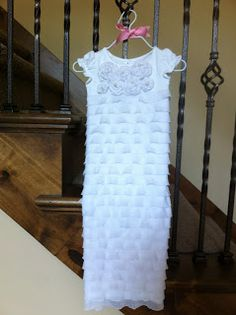 Bridegan Musings: Abigail's Blessing Dress