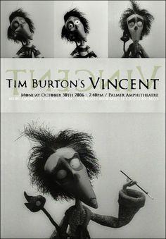 'Vincent' by Tim Burton