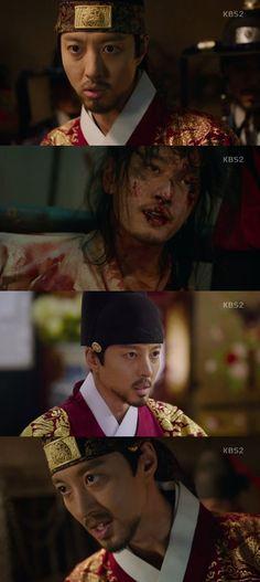 "[Spoiler] ""Queen for 7 Days"" Lee Dong-gun's bloody tyranny"