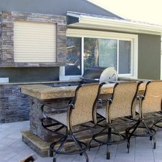 outdoor kitchen with tv enclosure yelp