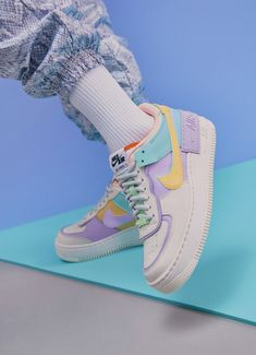 How to get Nike Air Force 1 Shadow Edition at online store Zapatillas Nike Air Force, Tenis Nike Air, Nike Af1, Nike Air Jordans, Souliers Nike, Sneakers Fashion, Shoes Sneakers, Yeezy Shoes, Sneakers Women