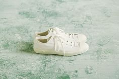 Shoes Like Pottery - Optical White