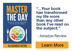 Learn more about my book MASTER THE DAY right here: http://www.amazon.com/Master-Day-Better-Power-Habits-ebook/dp/B011HNR91Q/ref=sr_1_1?ie=UTF8&qid=1450797096&sr=8-1&keywords=master+the+day
