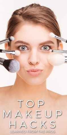 The BEST Makeup Hacks Learned from the Pro's