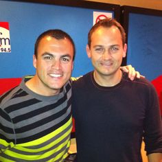 Ryan O'Connor and Ben Collins