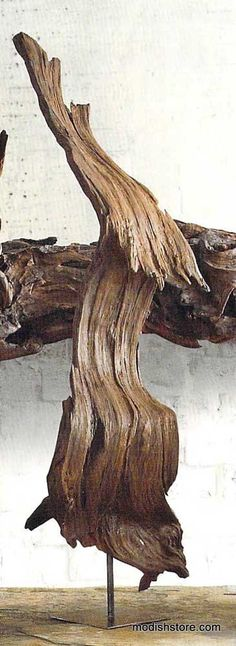 Roost Reclaimed Mangrove Root Stand - Small – Modish Store