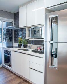 52 Contemporary Home Decor Trending Now - Interior Design Home Kitchens, Kitchen Design Small, Kitchen Remodel, Kitchen Design, Kitchen Decor, Kitchen Room Design, Kitchen Trends, Kitchen Interior, Minimalist Kitchen