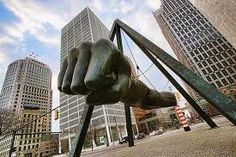 Downtown Detroit...how cool is this?
