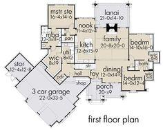 Plan #120-252 - Houseplans.com