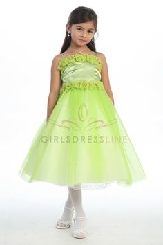 Girls Dress Line