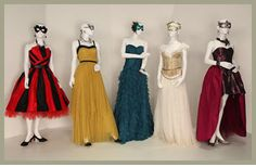 October 2012 » News and Events » FIDM Museum & Galleries  Pretty Little Liars Masquerade dresses