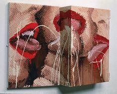 Pioneering artists Carolee Schneemann and Marilyn Minter share their stories. Carolee Schneemann, Marilyn Minter, Feminist Art, Erotic Art, Spiderman, Artist, Painting, Feminism, Illustrations