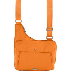 #FabricHandbags, #Handbags - baggallini Promenade Crossbody Mandarin - baggallini Fabric Handbags