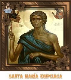 Leamos la BIBLIA: Santa María Egipciaca