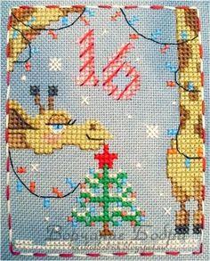 Xmas Cross Stitch, Cross Stitching, Cross Stitch Embroidery, Embroidery Patterns, Free Cross Stitch Charts, Cross Stitch Freebies, Cross Stitch Designs, Cross Stitch Patterns, Loom Patterns