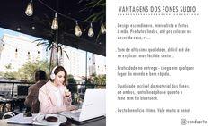 SUDIO O MELHOR FONE DO MUNDO - Blog Van Duarte    headphone e fone de ouvido da sudio wedwn design escandinavo
