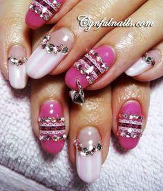 professional nail designs | Nail art design | Japanese & Professional Nail Art | Pinterest