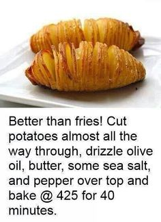 Better than fries indeed.