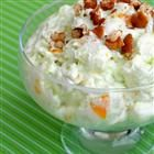 Pistachio Fluff Fruit Salad Recipe - so much fun and so tasty!!  Yet another dish I'm making this Memorial Day weekend.  :)