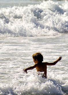 Having fun at the beach. @Little Moppets #StylishLittleMoppets
