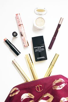 The Travel Makeup Bag: LA Edition