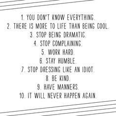 10 Things I've Learned in 10 Years – walk in love.