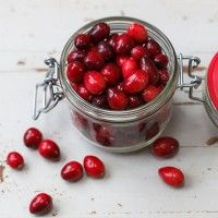 Panera Cranberry Mostarda... this is the sauce used on the Turkey Cranberry Flatbread Sandwich.
