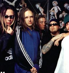 Baby face Korn.