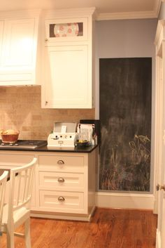 Remodelaholic | New White Kitchen Remodel With Island