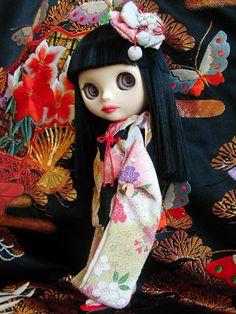 japanese blythe