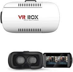 @flipkart offer : Buy VR Box Virtual Reality 3D Video Glasses at Flat 90% off.