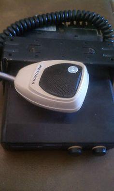 vintage Motorola 2 way radio for sale on eBay.