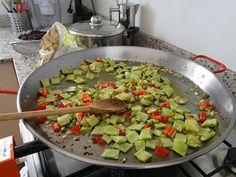 Mis Recetas Anticáncer: Paella Vegetariana