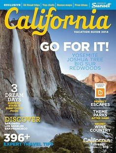 """Want to learn to milk a cow, make cheese or pick your own persimmons? The 2014 California Official State Visitor's Guide points you to farms in the state where you can stay and """"work"""" a little. The free 204-page """"Go For It!"""" guide includes 32 trip ideas, a detailed state map and more -- and it's free."""