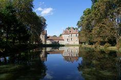 Château du Frêne, Auvergne, France
