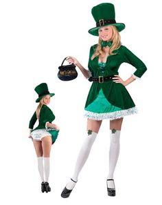 Sexy St Patty's Day Costume