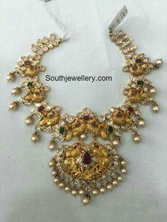 peacock_necklace_designs