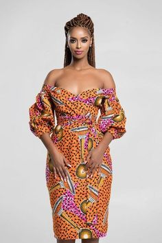 Shop Grass-fields African Print Jaiyesimi - Look effortlessly cool wearing the African Print Jaiyesimi Dress, in stunning Colourful African print. African Fashion Ankara, African Models, African Inspired Fashion, Latest African Fashion Dresses, African Print Dresses, African Dresses For Women, African Print Fashion, Africa Fashion, African Attire