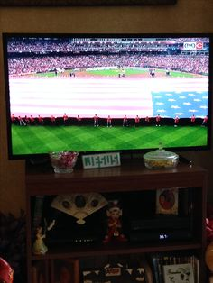 Opening day, 2017 on tv, our beautiful flag Reds Game, Opening Day, Soccer, Flag, Tv, Beautiful, Futbol, Openness, European Football
