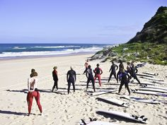 This week's weekender of the week is a little different as we take to the waves for a more active and adventurous trip. We usually talk about city breaks for a weekend away but what about heading to